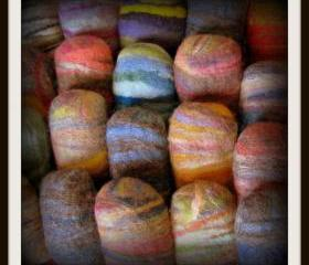 Felted Artisian Soap Bar Spellbound For Attraction & Beauty -Your Choice Of Color, Scent, or Acne Proof Soap